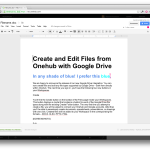 Multiple Editors in a Google Document