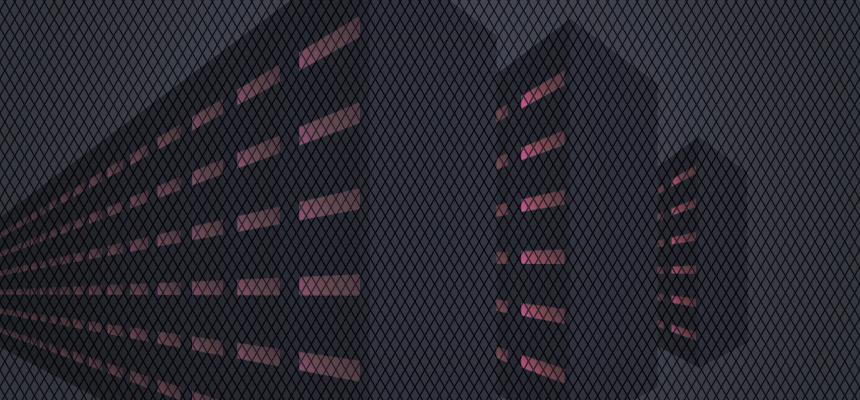 fence-server-room